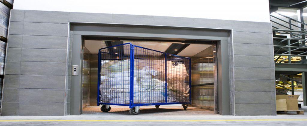 Dịch vụ sửa thang máy tải hàng tại TpHCM