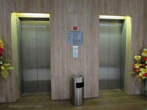 Thang máy ngày càng phổ biến và dịch vụ sửa chữa thang máy cũng đang được chú trọng.